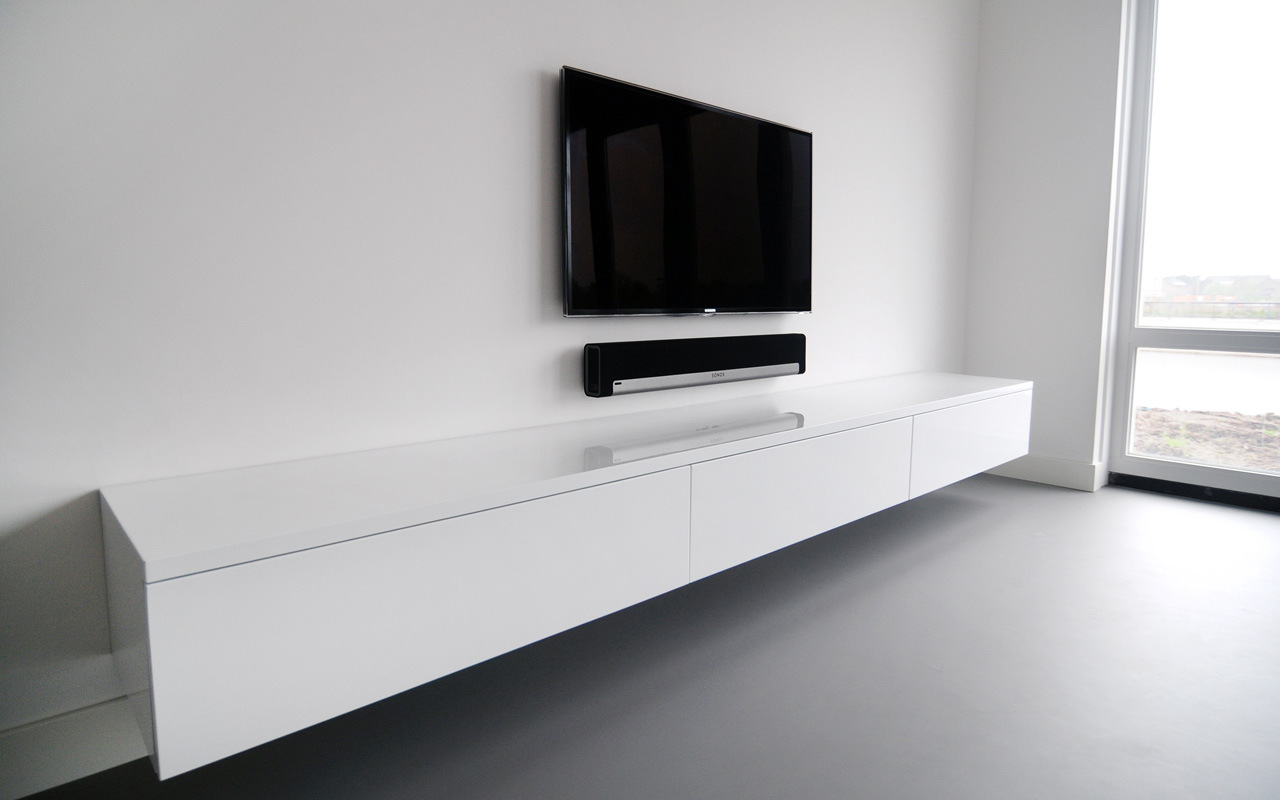 Tv kasten eindeloosdesign for Tv meubel design