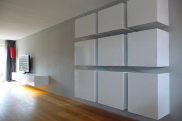 Wandkasten